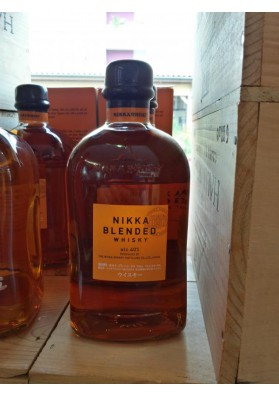 WHISKY NIKKA BLENDED