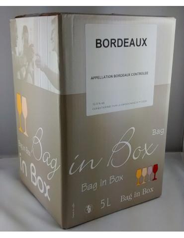 BORDEAUX BIB 5 L