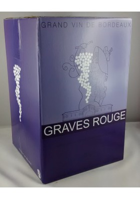 GRAVES ROUGE BIB 5 L
