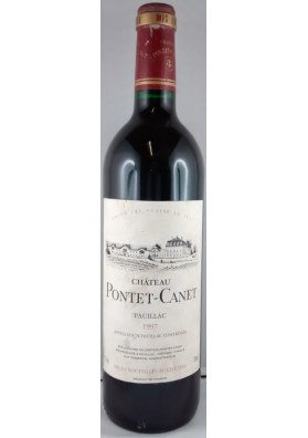 CH PONTET CANET 1997