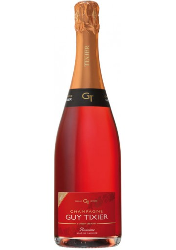 CHAMPAGNE GUY TIXIER ROSE