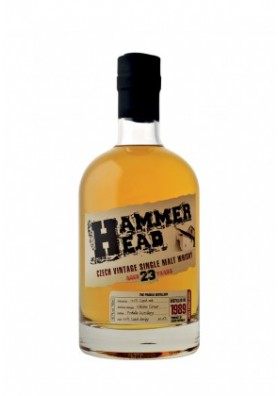 WHISKY HAMMER HEAD 23 ANS