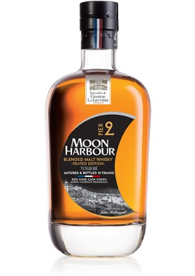 WHISKY MOON HARBOUR TOURBE