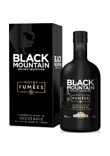 BLACK MOUNTAIN NOTES FUMEES