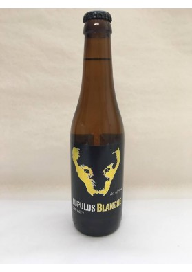 BIERE LUPULUS BLANCHE 33cl