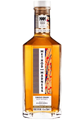 WHISKY METOD MADNESS SINGLE GRAIN