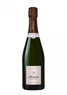 CHAMPAGNE MAILLY BLANC DE NOIR