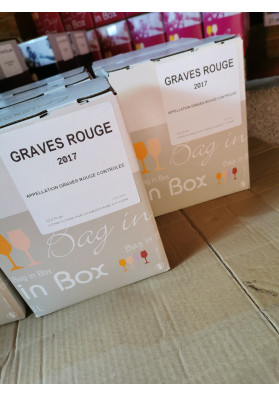 GRAVES ROUGE BIB 3 L