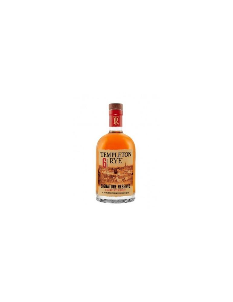 WHISKY TEMPLETON 6 ANS RYE