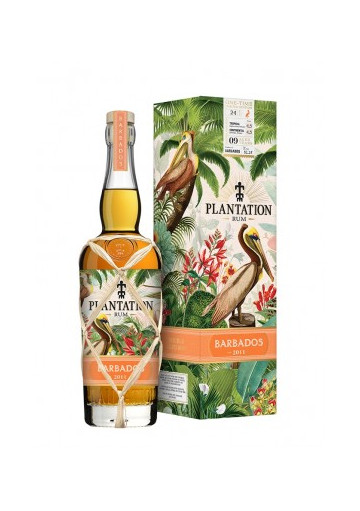 RHUM PLANTATION BARBADES 2011