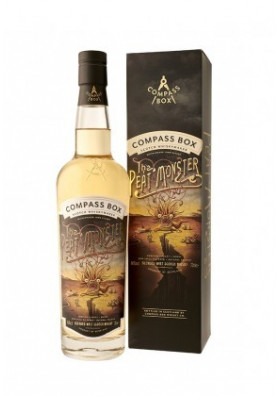 WHISKY PEAT MONSTER