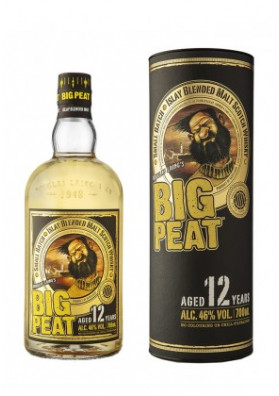 WHISKY BIG PEAT 12 ANS