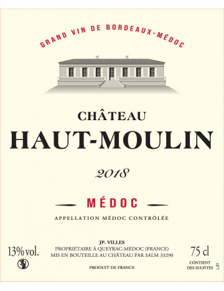 CH HAUT-MOULIN 2018